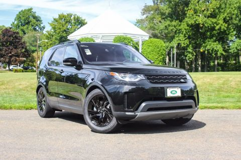 New 2017 Land Rover Discovery HSE Luxury V6 Supercharged
