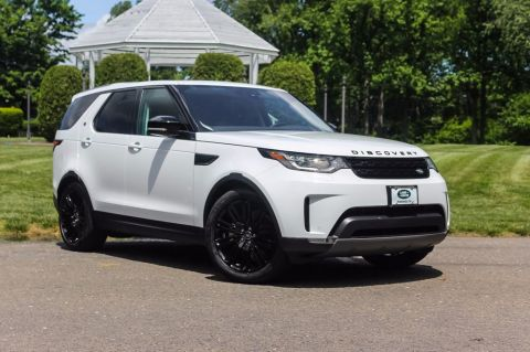 New 2017 Land Rover Discovery HSE V6 Supercharged