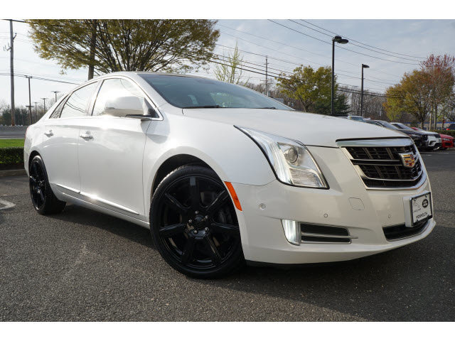 Pre Owned 2016 Cadillac Xts 4dr Sedan Premium Collection Fwd