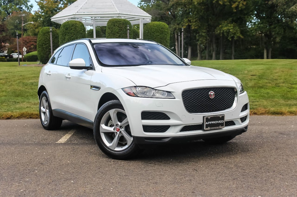 Certified PreOwned Jaguar FPACE T Premium AWD SUV In - All wheel drive jaguar