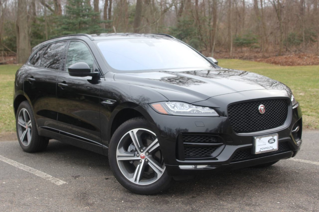 Pre-Owned 2018 Jaguar F-PACE SUV 25T R-SPORT AWD