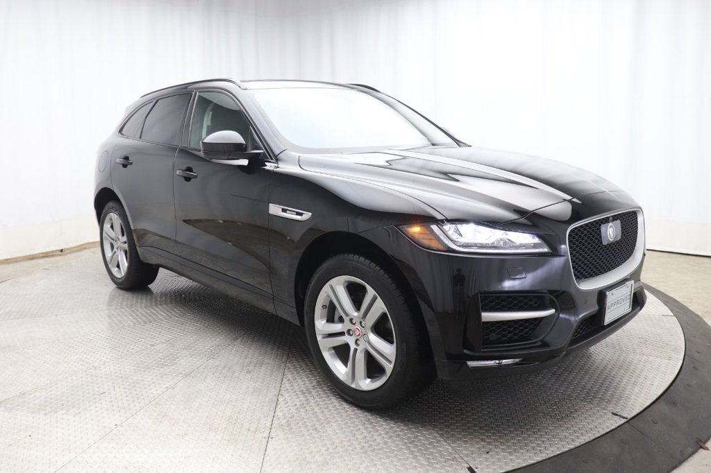 Certified Pre-Owned 2019 Jaguar F-PACE 4DR SUV R-SPORT AWD