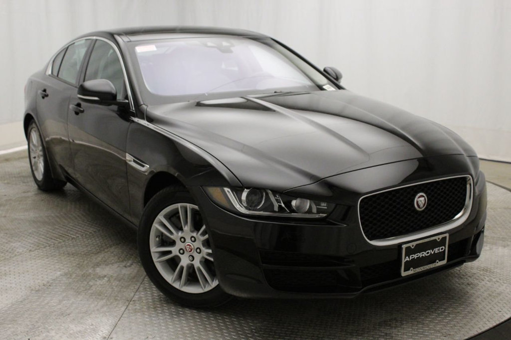 Certified Pre-Owned 2018 Jaguar XE 20d Premium AWD