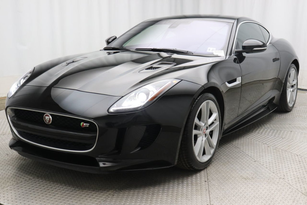 Pre-Owned 2017 Jaguar F-TYPE COUPE AUTO S AWD