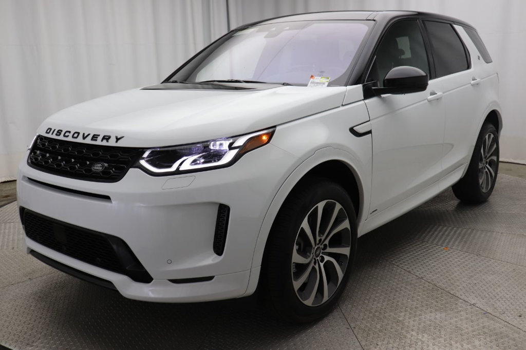 New 2020 Land Rover Discovery Sport HSE R-Dynamic 4WD With Navigation