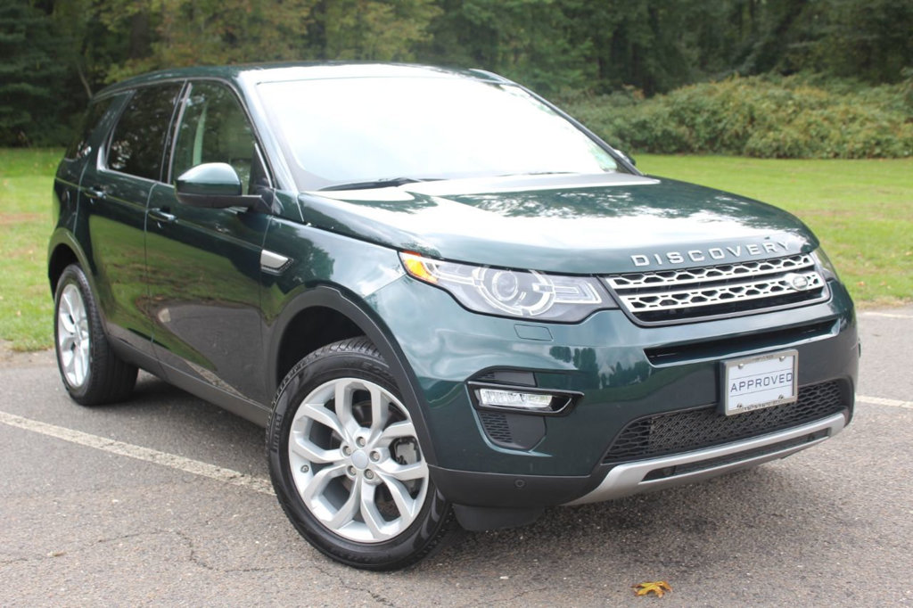 Certified 2016 Discovery Sport AWD Lease $499 per month