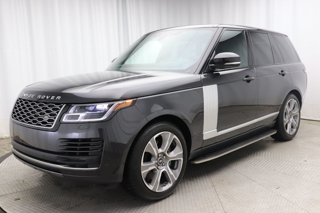 New 2019 Land Rover Range Rover V8 Supercharged SWB With Navigation