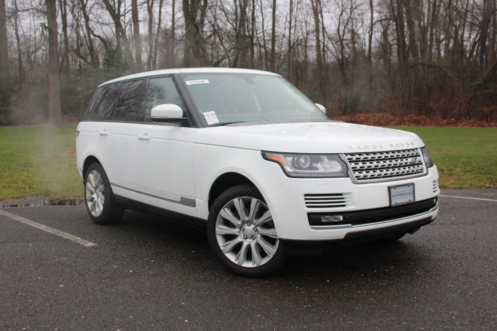 Pre-Owned 2015 Land Rover Range Rover 4WD 4dr Supercharged