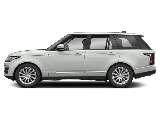 New 2019 Land Rover Range Rover V8 Supercharged Autobiography LWB With Navigation