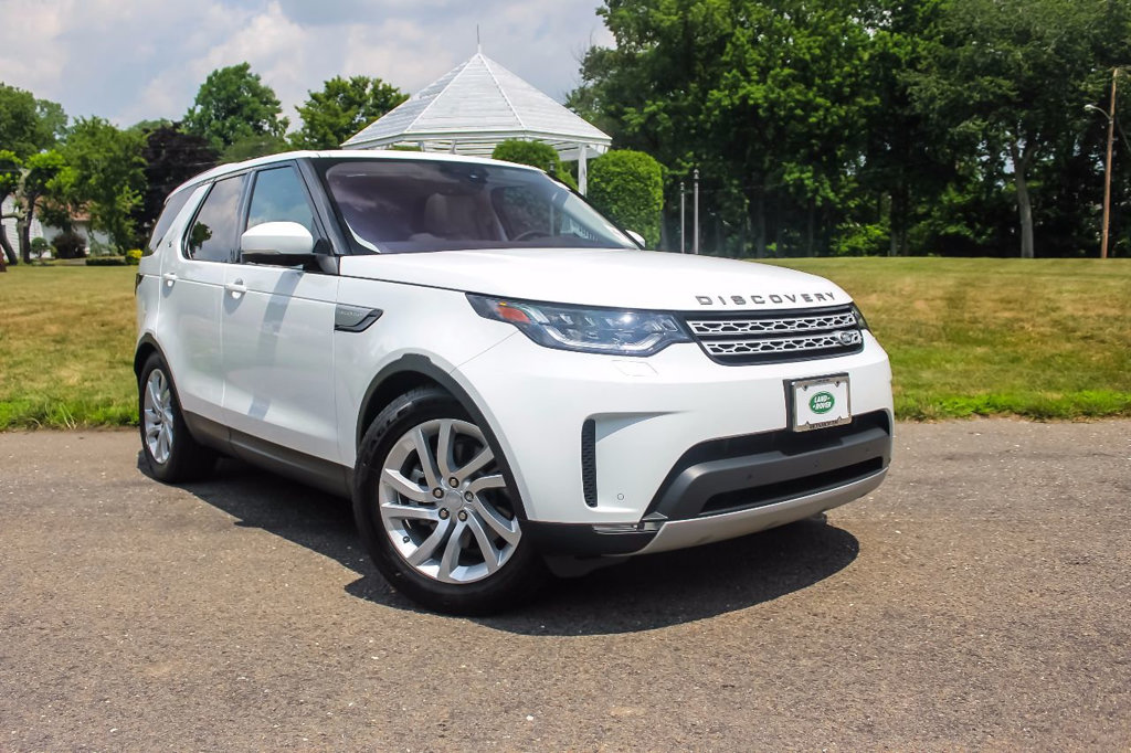 New 2017 Land Rover Discovery Hse Td6 Sel