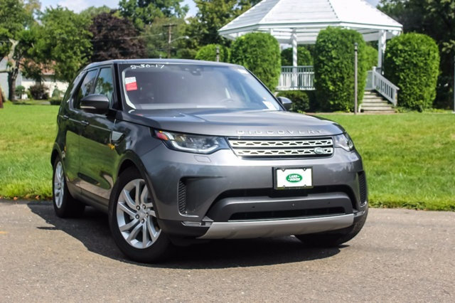 Certified Pre-Owned 2017 Land Rover Discovery HSE V6 Supercharged Four Wheel Drive SUV