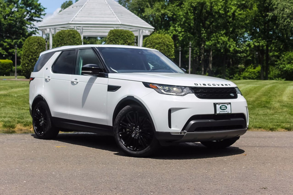 New Land Rover Discovery Hse Supercharged Suv In Ocean