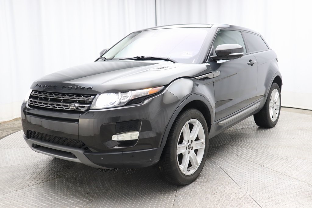 Pre-Owned 2013 Land Rover Range Rover Evoque 2dr Coupe Pure Premium