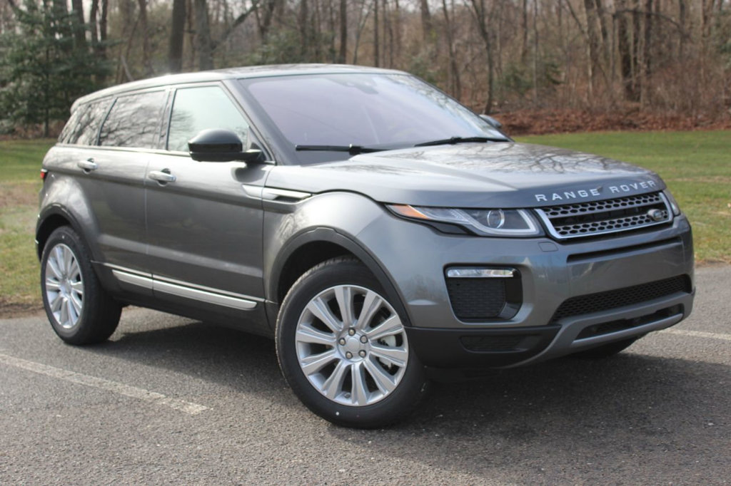 New 2019 Land Rover Range Rover Evoque 5 Door HSE