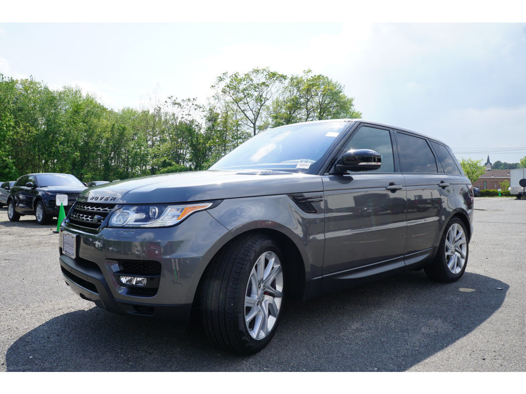 Certified Pre-Owned 2017 Land Rover Range Rover Sport V8 Supercharged Dynamic