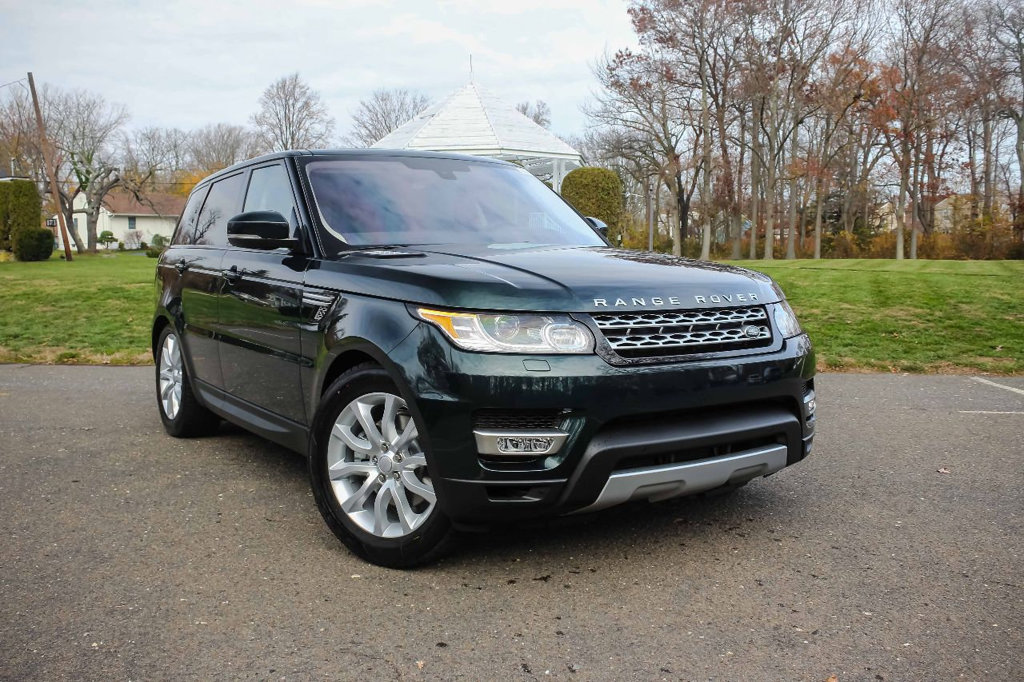 New 2017 Range Rover Sport V6 Supercharged HSE