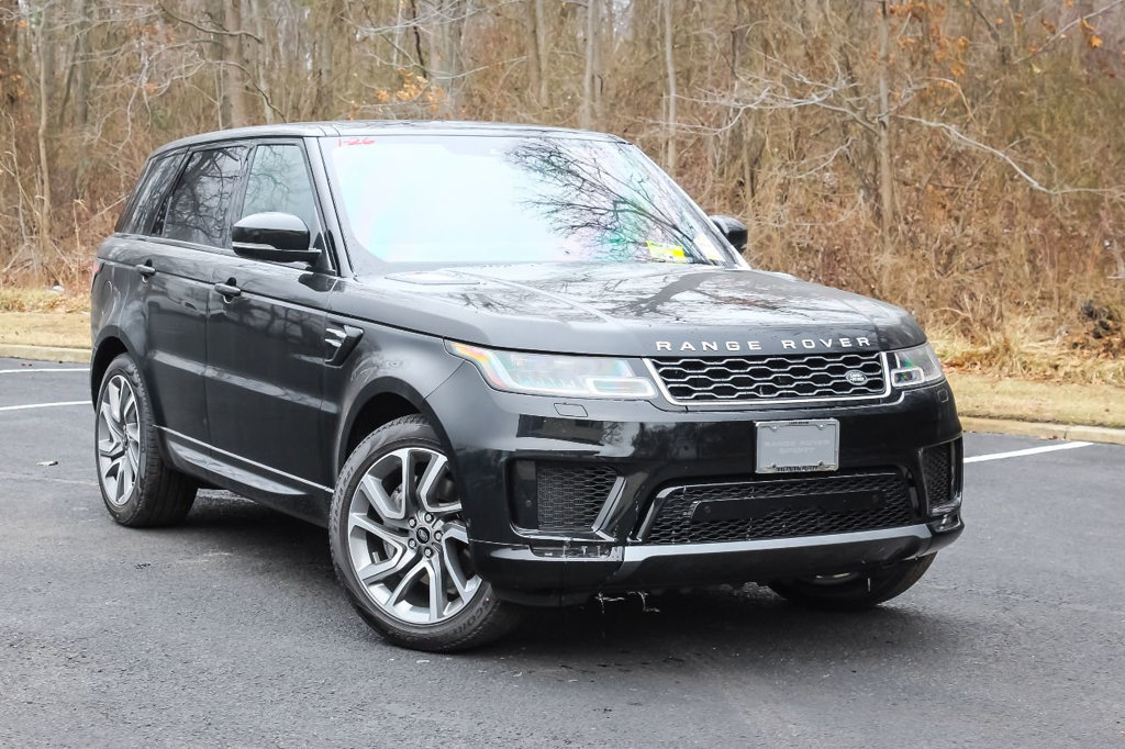 new 2018 land rover range rover sport v6 supercharged hse suv in ocean ja698551 land rover. Black Bedroom Furniture Sets. Home Design Ideas