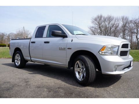 "Pre-Owned 2016 Ram 1500 4WD Quad Cab 140.5"" Express"