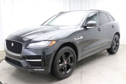 Certified Pre-Owned 2017 Jaguar F-PACE 35t R-Sport AWD