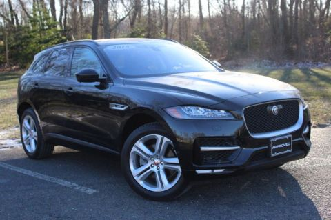 Certified Pre-Owned 2018 Jaguar F-PACE 4DR SUV R-SPORT AWD