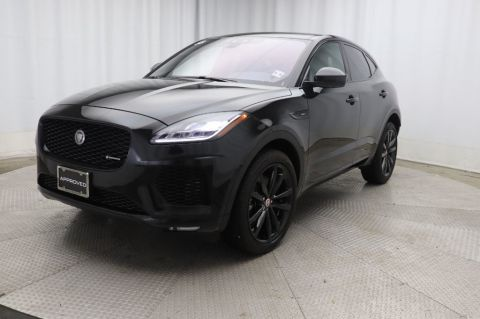 Certified Pre-Owned 2019 Jaguar E-PACE P300 AWD R-Dynamic HSE