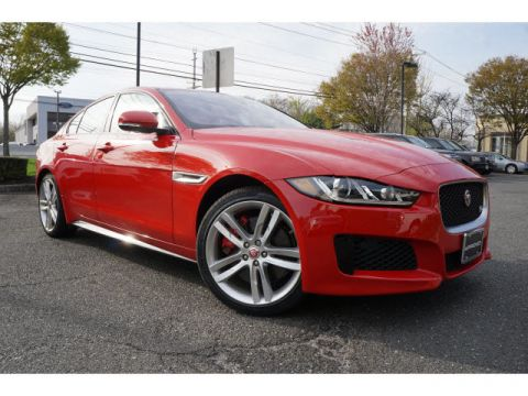 Certified Pre-Owned 2018 Jaguar XE S AWD