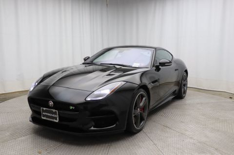 Pre-Owned 2018 Jaguar F-TYPE Coupe Automatic R AWD