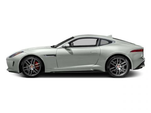 Certified Pre-Owned 2016 Jaguar F-TYPE 2dr Coupe Automatic R AWD