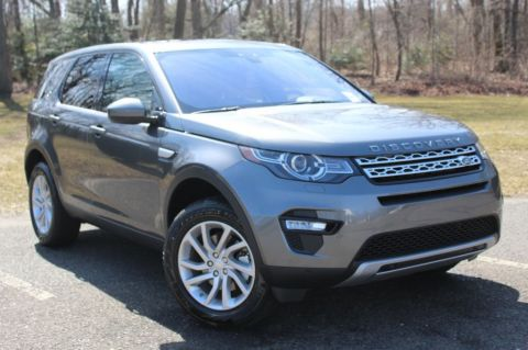 New 2019 Land Rover Discovery Sport DISCOVERY SPT 4DR 4WD