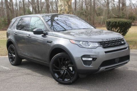 New 2019 Land Rover Discovery Sport HSE Luxury 4WD