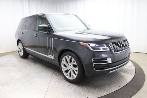 New 2019 Land Rover Range Rover V8 Supercharged SV Autobiography LWB