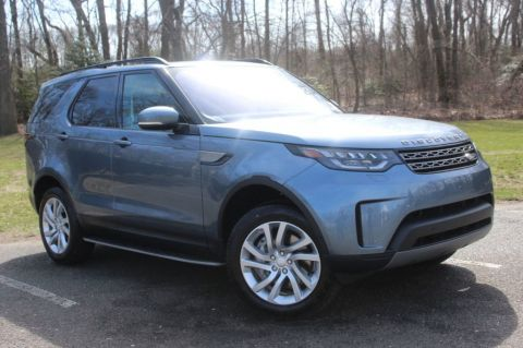 New 2019 Land Rover Discovery SE V6 Supercharged