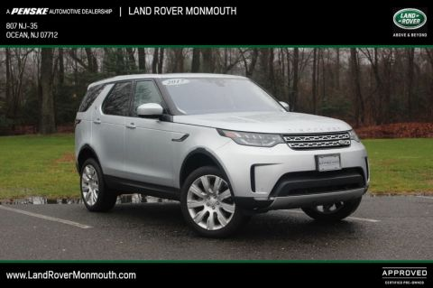 Certified Pre-Owned 2017 Land Rover Discovery HSE Luxury Td6 Diesel
