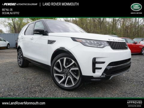 Certified Pre-Owned 2017 Land Rover Discovery HSE Luxury V6 Supercharged