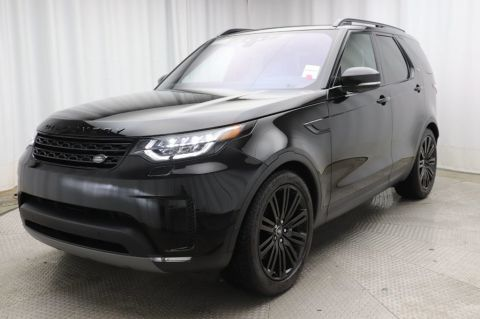New 2020 Land Rover Discovery HSE 4DR HSE V6 SC