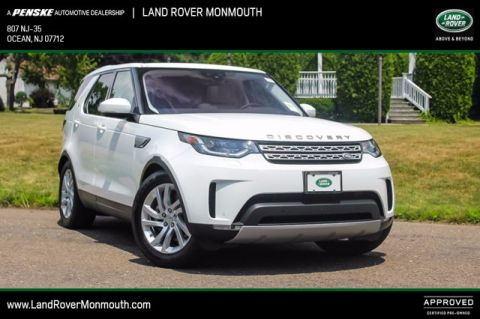 Certified Pre-Owned 2017 Land Rover Discovery HSE Td6 Diesel