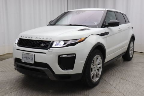 Pre-Owned 2017 Land Rover Range Rover Evoque 5 Door HSE Dynamic