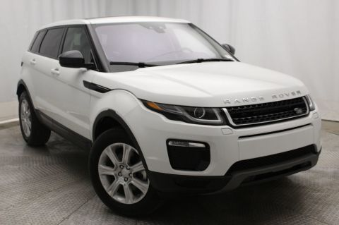 New 2019 Land Rover Range Rover Evoque 5 Door SE