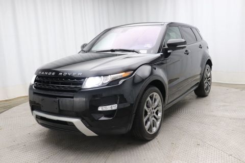 Pre-Owned 2012 Land Rover Range Rover Evoque 5dr Hatchback Dynamic Premium