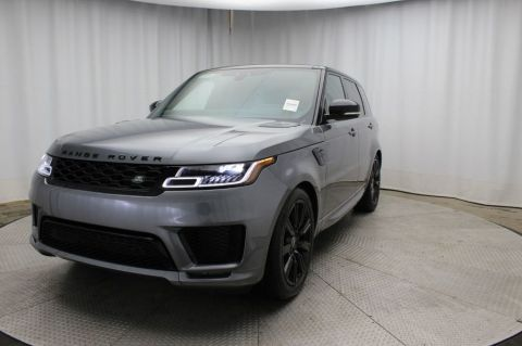 New 2020 Land Rover Range Rover Sport V8 Supercharged HSE Dynamic