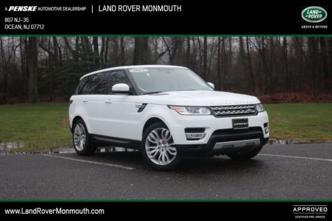 Certified Pre-Owned 2015 Land Rover Range Rover Sport 4WD 4dr HSE